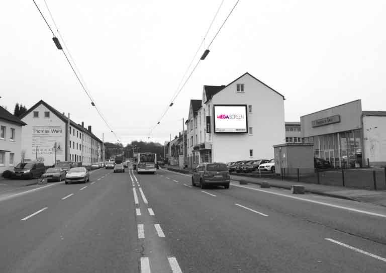 Außenwerbung Wuppertal Schwelm